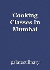 Cooking Classes In Mumbai