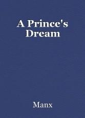 A Prince's Dream