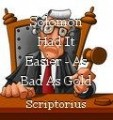 Solomon Had It Easier - As Bad As Gold