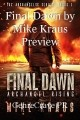 Final Dawn by Mike Kraus Preview