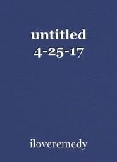untitled 4-25-17