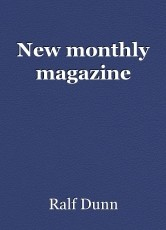 New monthly magazine