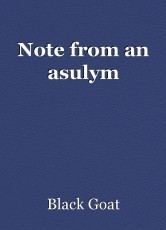 Note from an asulym