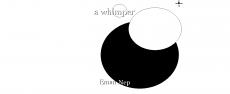 a whimper
