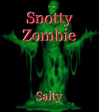 Snotty Zombie