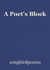 A Poet's Block
