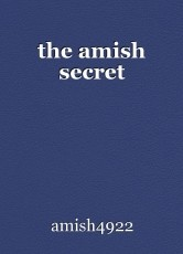 the amish secret