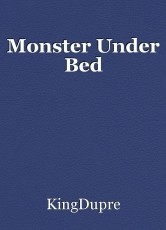 Monster Under Bed