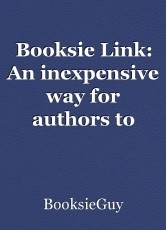 Booksie Link: An inexpensive way for authors to promote their books on Amazon