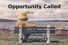 Opportunity Called