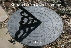 Sundials Of Gods Promise