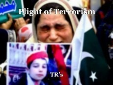 Plight of Terrorism