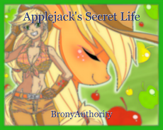 Applejack's Secret Life