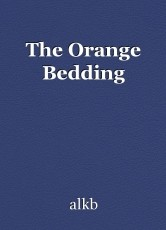 The Orange Bedding
