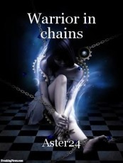 Warrior in chains