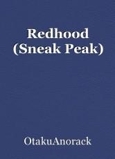 Redhood (Sneak Peak)
