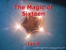 The Magic of Sixteen