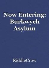 Now Entering: Burkwych Asylum
