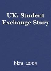 UK: Student Exchange Story