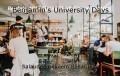 Benjamin's University Days