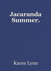Jacaranda Summer.