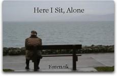 Here I Sit, Alone