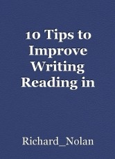 10 Tips to Improve Writing Reading in College