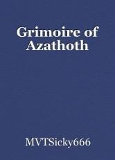 Grimoire of Azathoth