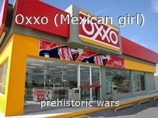 Oxxo (Mexican girl)