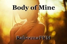 Body of Mine