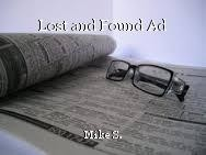 Lost and Found Ad