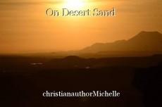 On Desert Sand