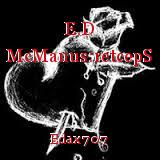 E.D McManus:retcepS