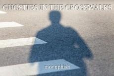 GHOSTIES IN THE CROSSWALKS