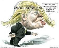 Dumper Stckers