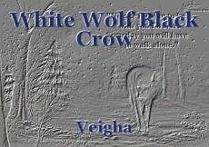 White Wolf Black Crow