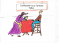 Confession to a Fortune Teller