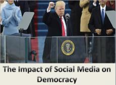 Impact of Social Media on Democracy