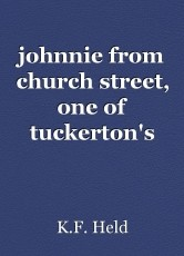 johnnie from church street, one of tuckerton's heroes