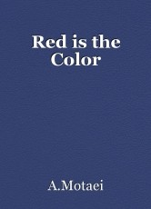 Red is the Color