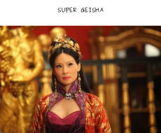 Super Geisha