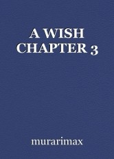 A WISH CHAPTER 3