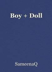Boy + Doll