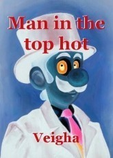 Man in the top hot