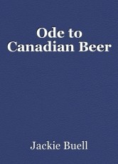 Ode to Canadian Beer