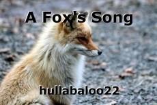 A Fox's Song