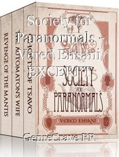 Society for Paranormals - Vered Ehsani EXCERPT