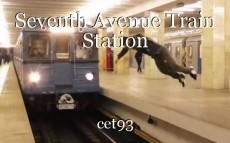 Seventh Avenue Train Station