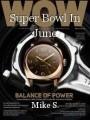 Super Bowl In June