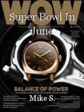 Super Bowl In June